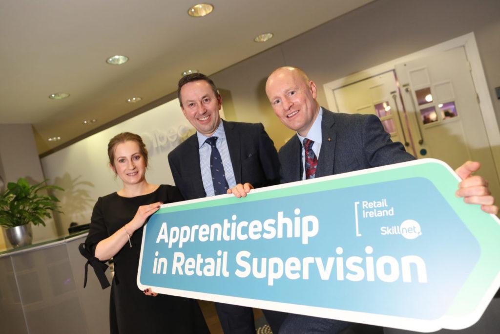 Apprenticeship in Retail Supervision