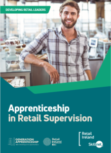 Apprenticeship in Retail Supervision
