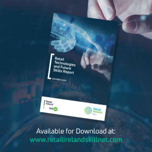 Retail Ireland Retail Technologies and Future Skills Report Launch