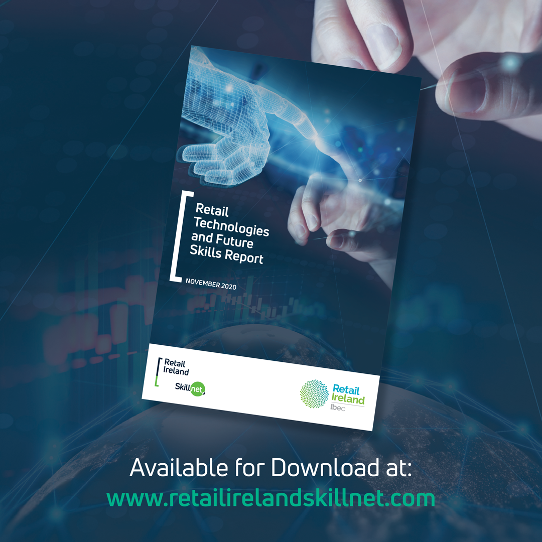 Retail Ireland Retail Technologies and Future Skills Report Launch